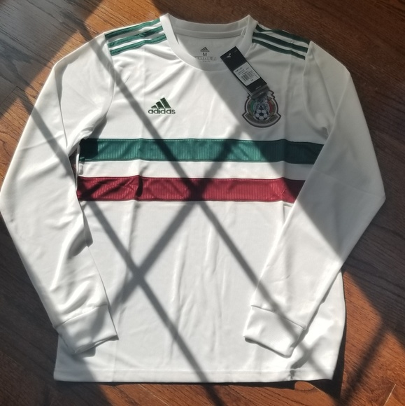 the latest 528f8 263a3 MEXICO AWAY JERSEY